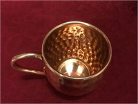 4pc Pure Copper Moscow Mule Mug Set - NIB
