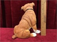 "Country Artists 7.5"" Bulldog Figure"
