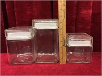 3pc & 4pc Canister Sets