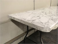 """59"""" Counter Top - Finished Both Ends"""