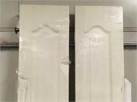 """2 Jeld-Wen 26"""" x 79"""" Bi-Fold Door Kits - Note"""