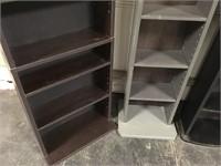 "4 Games / DVD Shelves -Largest 11.25"" x 6"" x 61.5"""