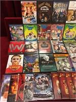 52 DVD Movies