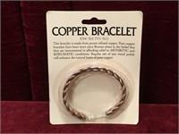 Copper Bracelet - NIP
