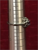 Ladies Silver Ring - Marked .925 - Not Tested