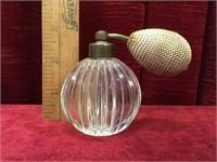 3 Vintage Vaporizing Perfume Bottles