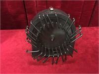 Star-Case Tie Rack & Jewellery Box - NIB