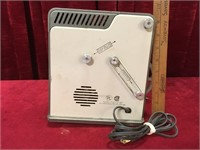 Brumberger 8mm Projector - Note