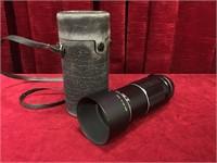 Takumar 4/2000 Lens - 1:2.5 135m / 1:4 200mm