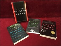 The Complete Gillian Flynn 3-Book Box Set