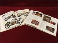 Ultimate Motor-Cycle Book & Harley Encyclopedia