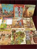 18 1970s Adult Comic Books