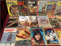 23 Vintage Magazines