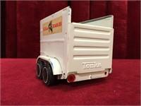 "Vintage Tonka Stables 6.5"" Trailer"