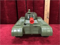 """Electronic 10"""" Battle Tank - Made in Russia"""