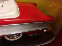 1/18 1958 Pontiac Bonneville Convertible