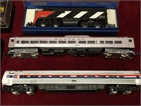 N-Scale Engines, Cars & Track - Not Tested