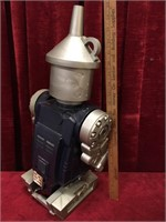 "1969 Remco 21"" Tin Man Robot - As Is"