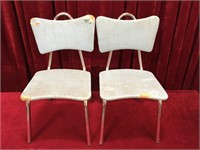 1960s Children's Table & Chair Set