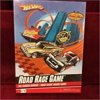 2010 Hot Wheels Road Rage Game - Sealed