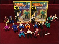 17 1990 Dick Tracy Action Figures