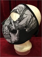 Zan Insulated Motorcycle Face Mask