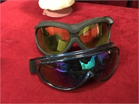 5 Various Motocross Goggles