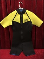 Oceaner Wet Suit - Tag reads Large