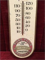 "Retro Appearance Heinz Thermometer - 4.75"" x 18"""