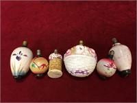 6 Vintage / Antique Light Bulbs