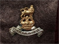 WWII Britain Royal Army Pay Corps Badge