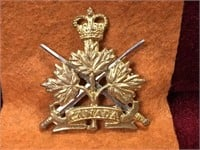 WWII R.C. Army General List Badge