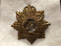 WWII R.C. Army Service Corp Badge