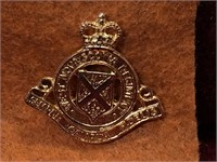 WWII Canadian West Nova Scotia Regiment Badge