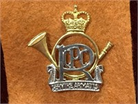 Post WWII R.C. Postal Corps Badge