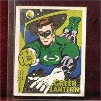 1979 Green Lantern Stamp - CrackerJack Box Toy