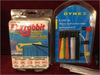 Parts Totes, Vinyl Pads, Cable Ties & More