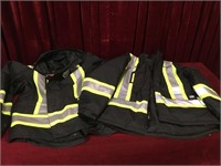 Work King 2XL Safety 5-IN-1 System Jacket