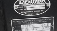 Tillage Equipment - Other  BRILLION 450