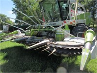 Harvesters - Forage - Self-Propelled 2004 CLAAS JA