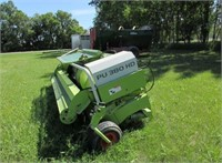 Harvesters - Headers - Forage - Windrow  CLAAS PU3