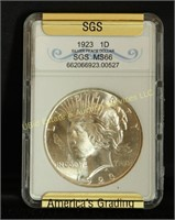 Estate Consignment, Jewelry, Coins, Bills, Bullion & More