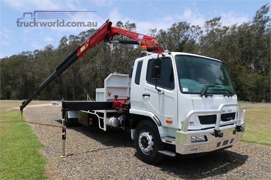 2012 Fuso Fighter 1627 FM - Trucks for Sale