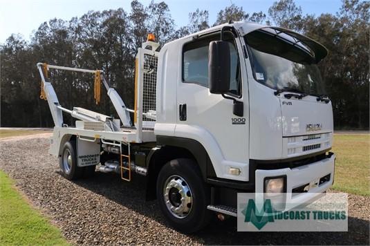 2013 Isuzu FVR 1000 Midcoast Trucks - Trucks for Sale