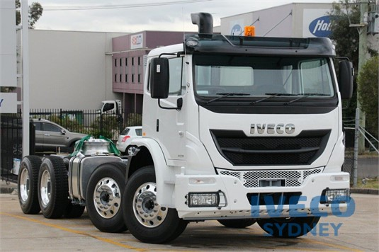 2020 Iveco Acco Iveco Sydney - Trucks for Sale