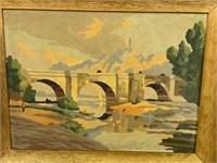 Pair of Landscape Oil Paintings