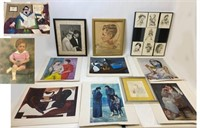 A Grouping of 20th Century Art