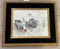 Group of 20th Century Watercolors