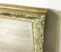 Rectangular Gesso Mirror
