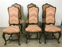 6 Upholstered Chairs